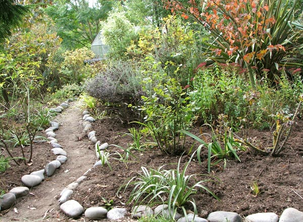 Garden paths for Garden path