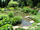 Chanticleer Garden Pond