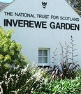 Inverewe Garden Sign