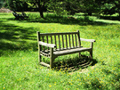 Meadow Garden Bench