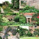 Sissinghurst Bricks Garden