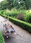 Wheelbarrow Herbaceous Border