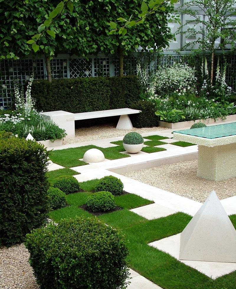 Modern Garden Design 800 x 980