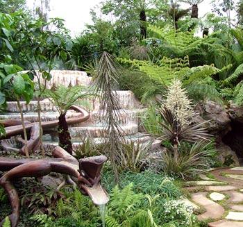 2004 for Garden design ideas new zealand