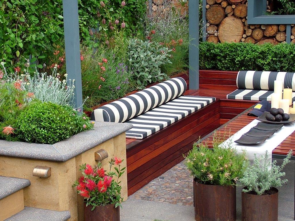 2004 - Hacer un jardin ...