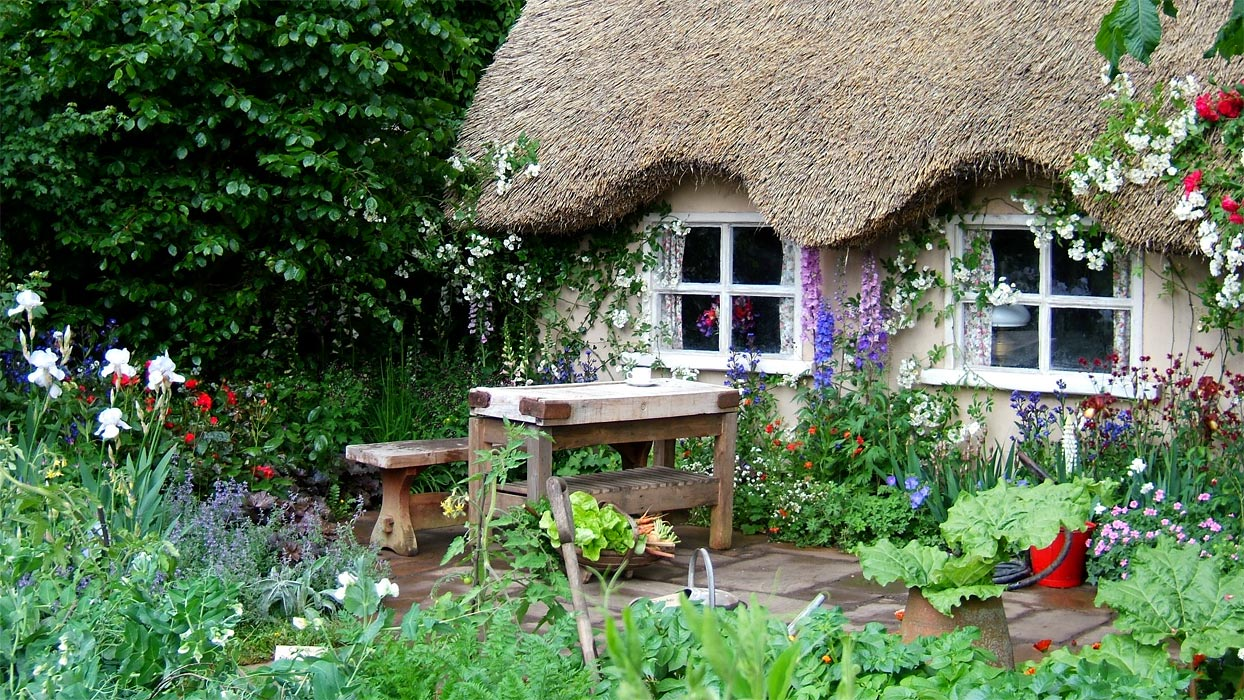 What is your favourite kind of garden page 3 for What is a cottage