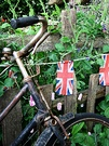 Bicycle Bunting