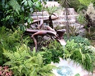 New Zealand Garden Water Feature