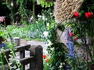 Rustic Cottage Garden Charm
