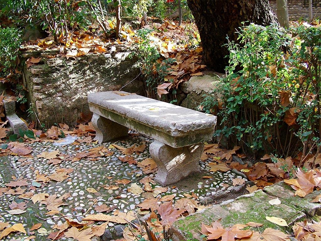 Garden benches seats - Patios y jardines ...