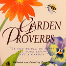 Garden Proverbs Book