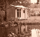 Arys Shed Sepia