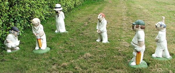 Cricket Garden Ornaments