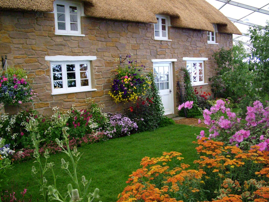 Stunning English Cottage Gardens 1024 x 768 · 210 kB · jpeg