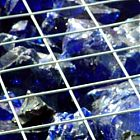Blue Glass Gabions