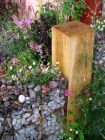 Gabions Fence Post Garden