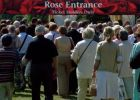 Hampton Court Flower Show Rose Entrance