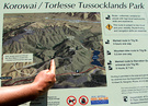 Map Tussock Park