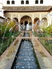 Arched Garden Fountain
