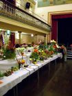 Flower Show Table