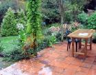 Wet Table Patio